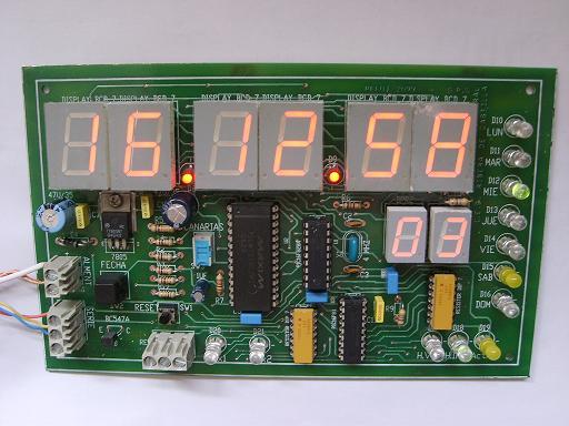 RELOJ GPS - 1